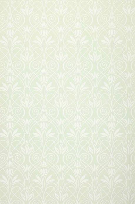 Archiv Papier peint Lakshmi blanc Largeur de lé