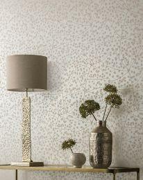 Wallpaper Belmira grey beige