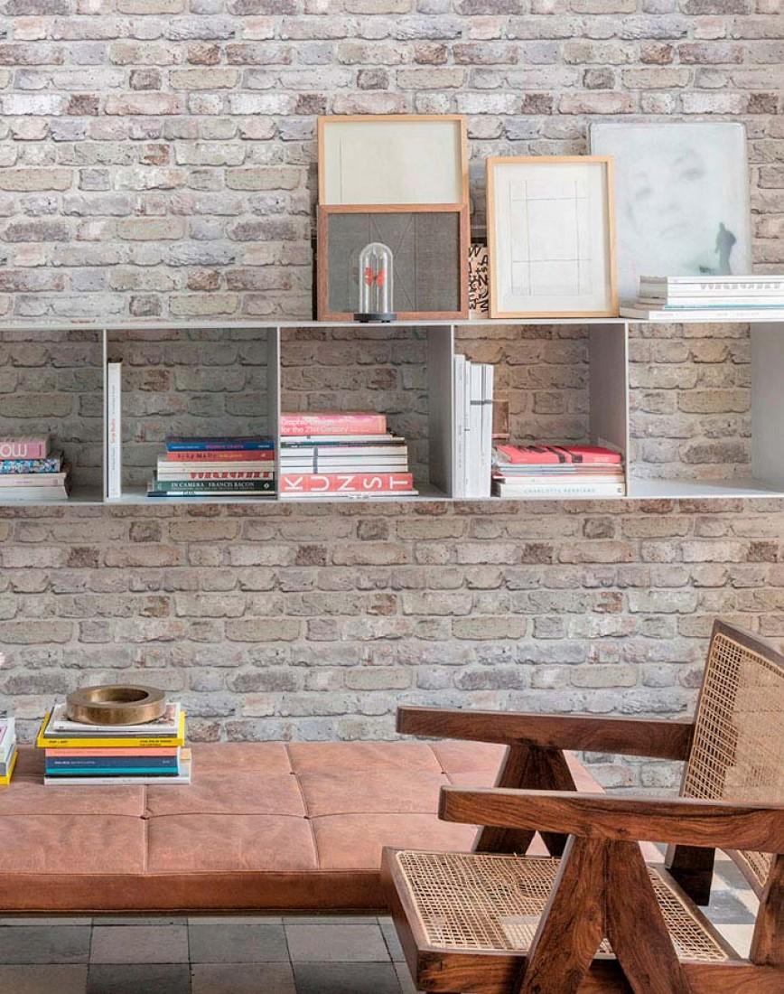 tapete castor blassbraun grauweiss hellgrau moosgrau. Black Bedroom Furniture Sets. Home Design Ideas