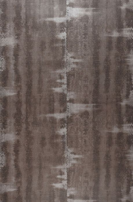 Archiv Wallpaper Fedon brown grey Roll Width
