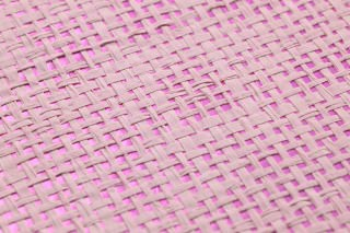 Wallpaper Mystic Weave 02 Matt pattern Shimmering base surface Solid colour Pink Light pink
