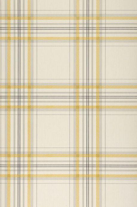 Archiv Wallpaper Belcanto golden yellow Roll Width