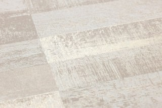 Papel de parede Lasse Mate Listas Cinza bege Branco creme Bege acinzentado Marfim brilhante claro