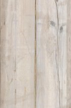 Wallpaper Scrapwood 07 Matt Shabby chic Imitation wood Light grey Beige brown Grey tones