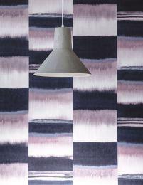 Papel pintado Fenegra azul grisáceo