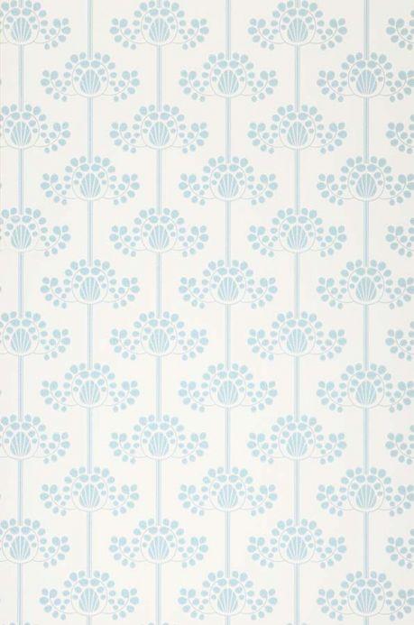 Archiv Papier peint Valerie bleu pastel Largeur de lé