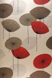 Wallpaper Dana red