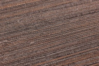 Wallpaper Ludome Matt Grasscloth Imitations Solid colour Beige-brown shimmer Brown tones