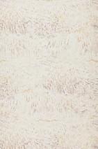 Wallpaper VanGogh Meadow Matt Flower meadow Cream Pale violet Brown Brown beige Violet blue