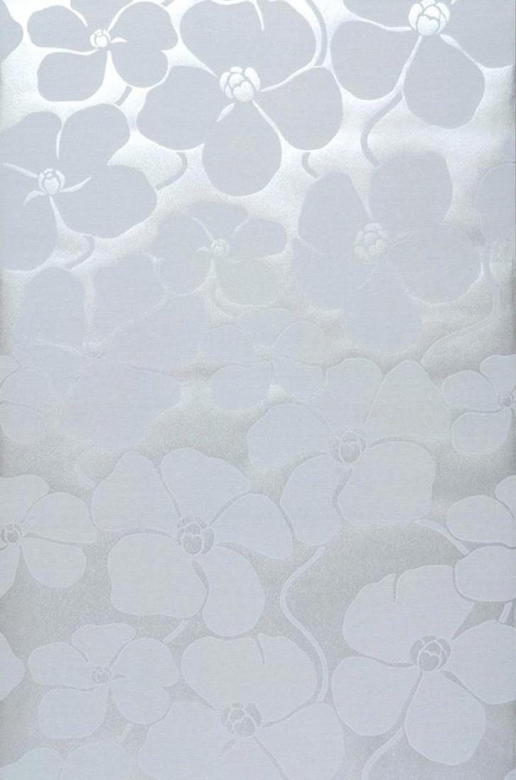 Papel pintado marici plata met lico gris claro - Papeles pintados de los 70 ...