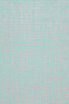 Wallpaper Mystic Weave 03 Matt pattern Shimmering base surface Solid colour Antique pink Light green