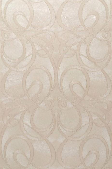 Wallpaper Nova Matt Modern elements Light brown beige Pale brown beige Gold glitter