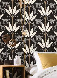 Wallpaper Odette black