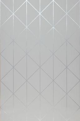 Wallpaper Biloba light grey Roll Width