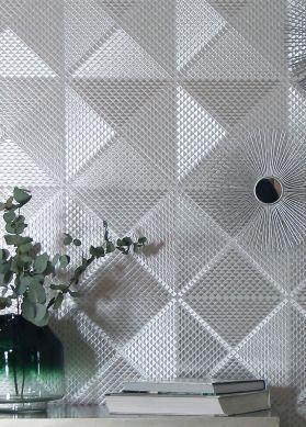 Wallpaper Lostar silver Room View