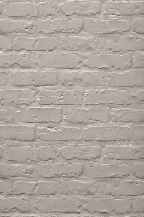 Archiv Papel pintado Maharani tonos de gris Ancho rollo