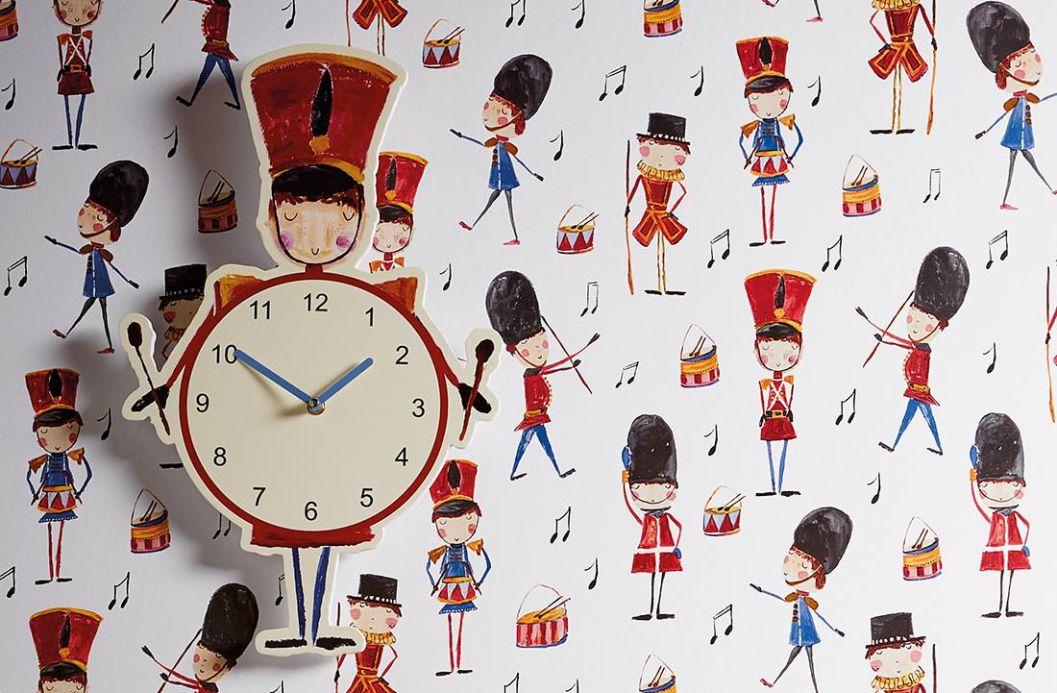 Children's Wallpaper Wallpaper Clark cream Room View