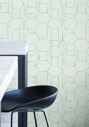 Wallpaper Wigar green white