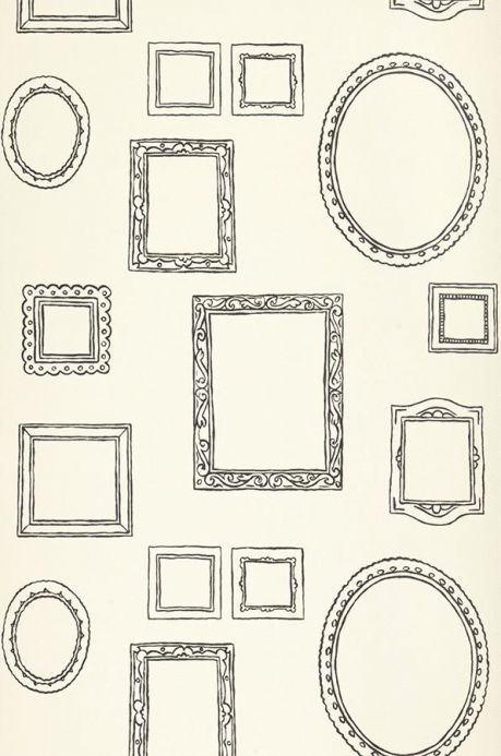 Archiv Papel de parede Tisiphone cinza negrusco Largura do rolo