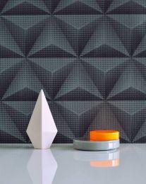 Wallpaper Merida grey