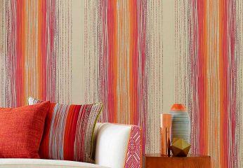 Wallpaper Artenas orange