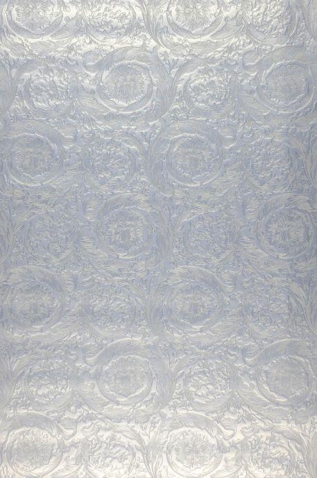 Versace Tapeten Tapete Talora Silber Bahnbreite