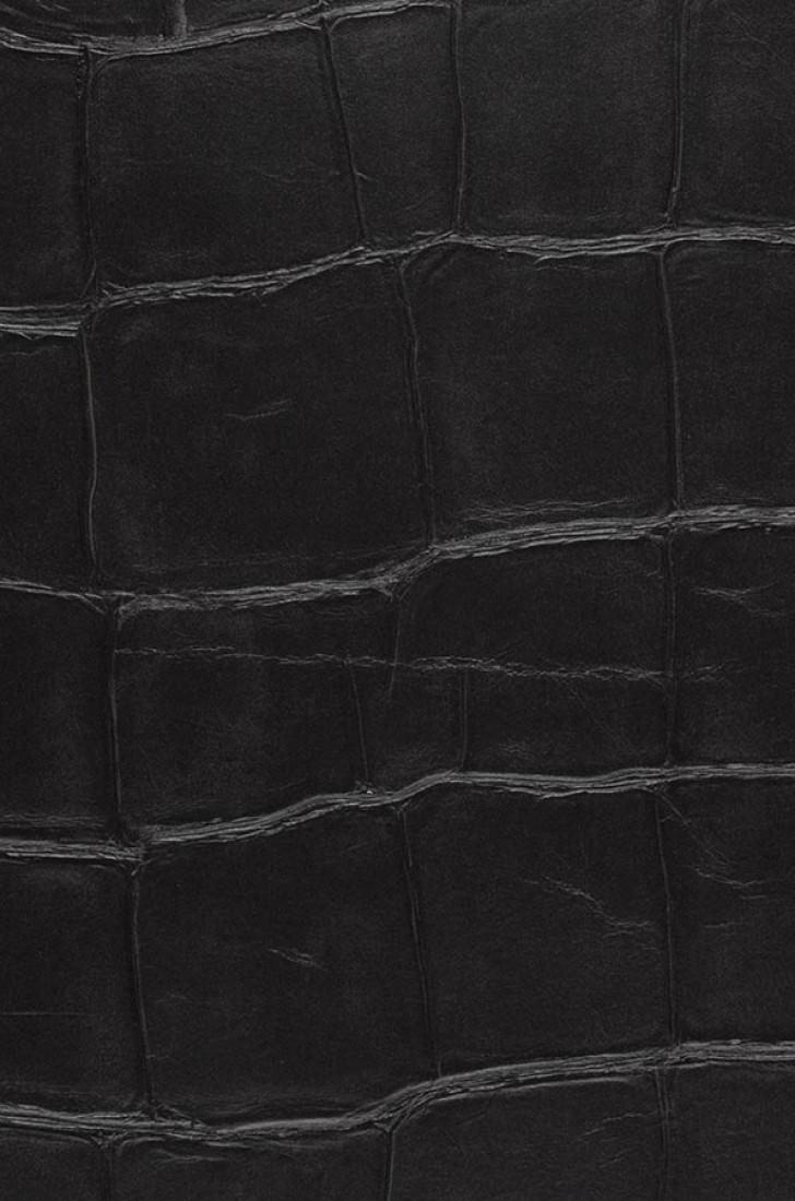 papier peint croco 01 anthracite papier peint des ann es 70. Black Bedroom Furniture Sets. Home Design Ideas