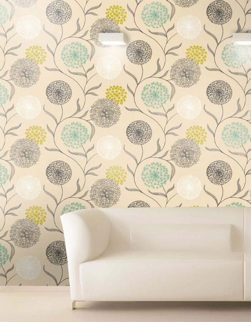 Habitacion gris y turquesa finest cuarto de bebe en gris for Papel pintado turquesa y marron