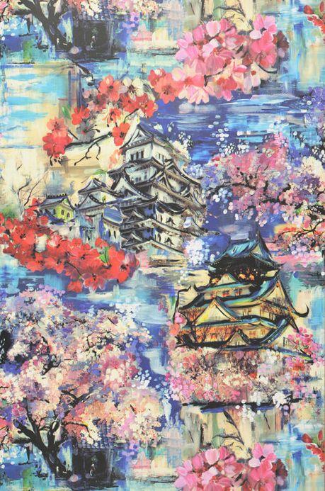 Archiv Papel pintado Kavakul violeta Ancho rollo