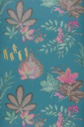 Wallpaper Samarina blue green