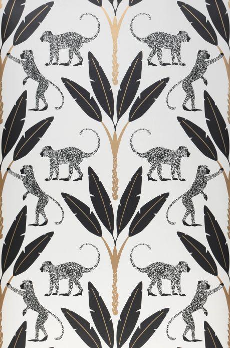 Art Deco Wallpaper Wallpaper Odette white Roll Width