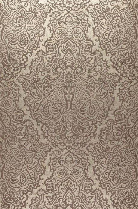 Archiv Wallpaper Perun grey brown Roll Width