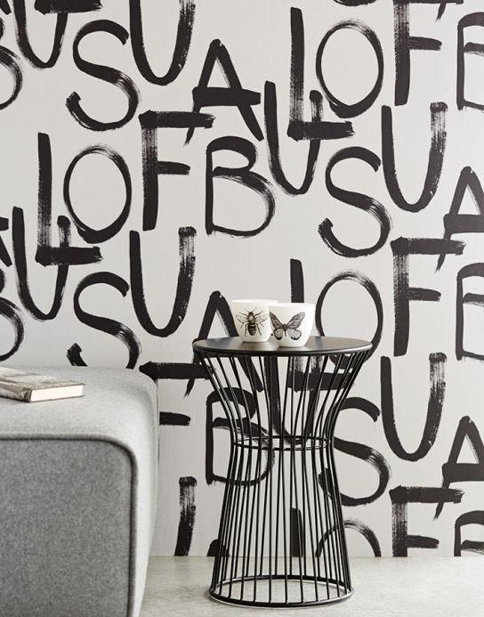 Archiv Wallpaper Urban cream Room View