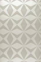 Wallpaper Cerberus Shimmering Graphic elements Cream Cream white glitter