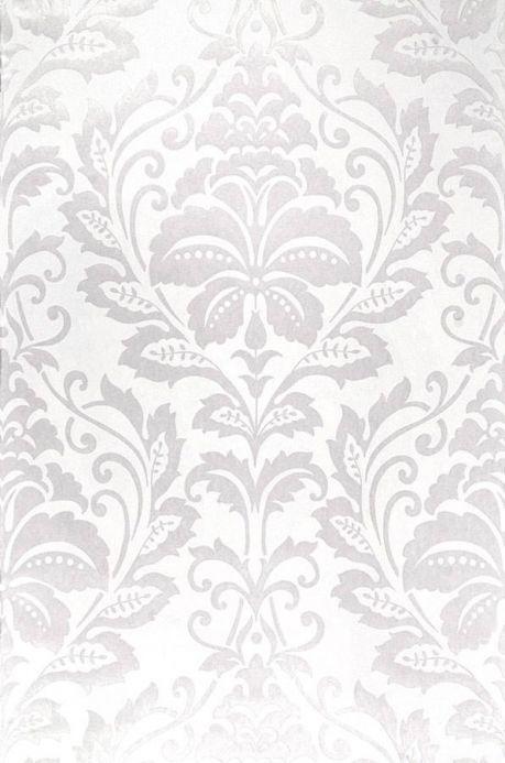Archiv Papier peint Jumah blanc crème Largeur de lé