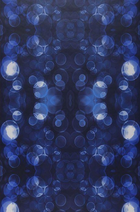 Archiv Papier peint Mendonka tons de bleu Largeur de lé