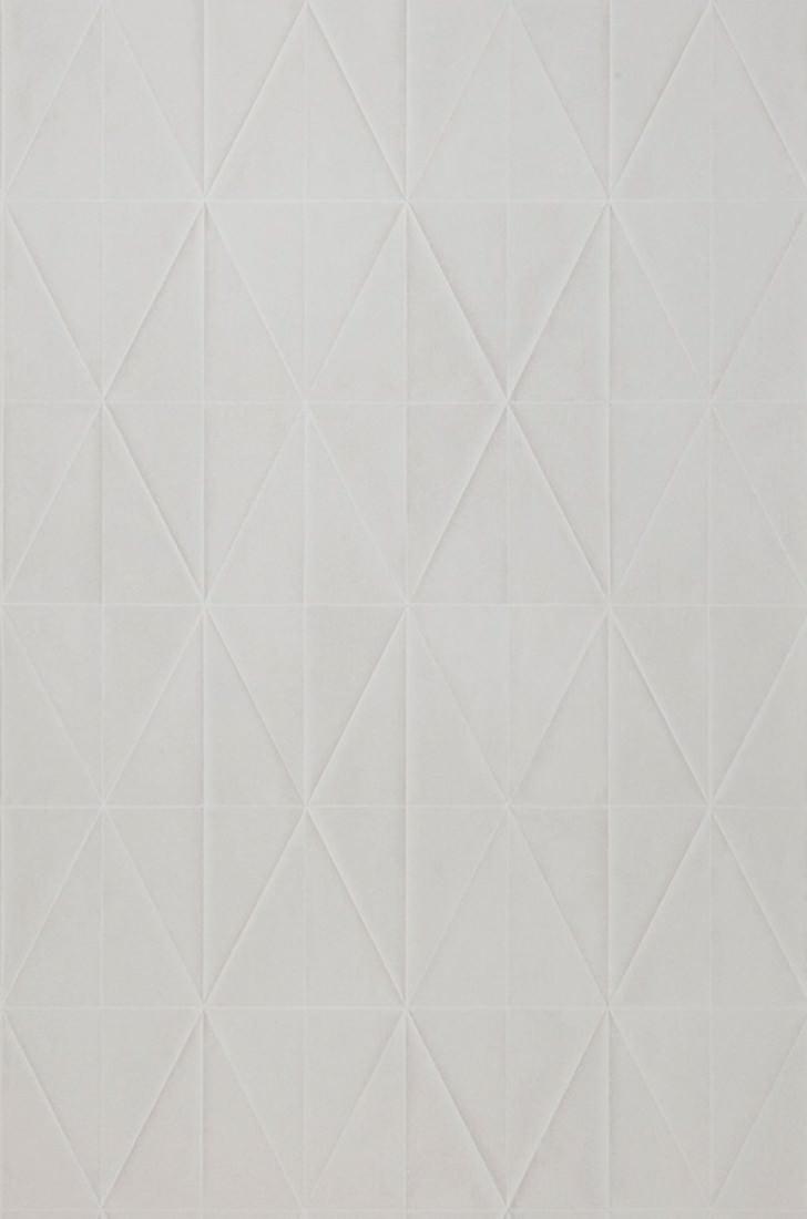 papier peint origami blanc cr me beige gris clair papier peint des ann es 70. Black Bedroom Furniture Sets. Home Design Ideas