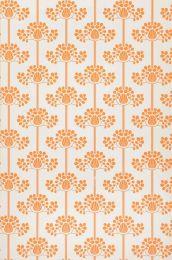 Papel pintado Valerie naranja