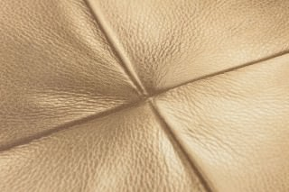 Papel de parede Maliure Brilhante Imitação de couro Bege Marfim claro Marrom sépia