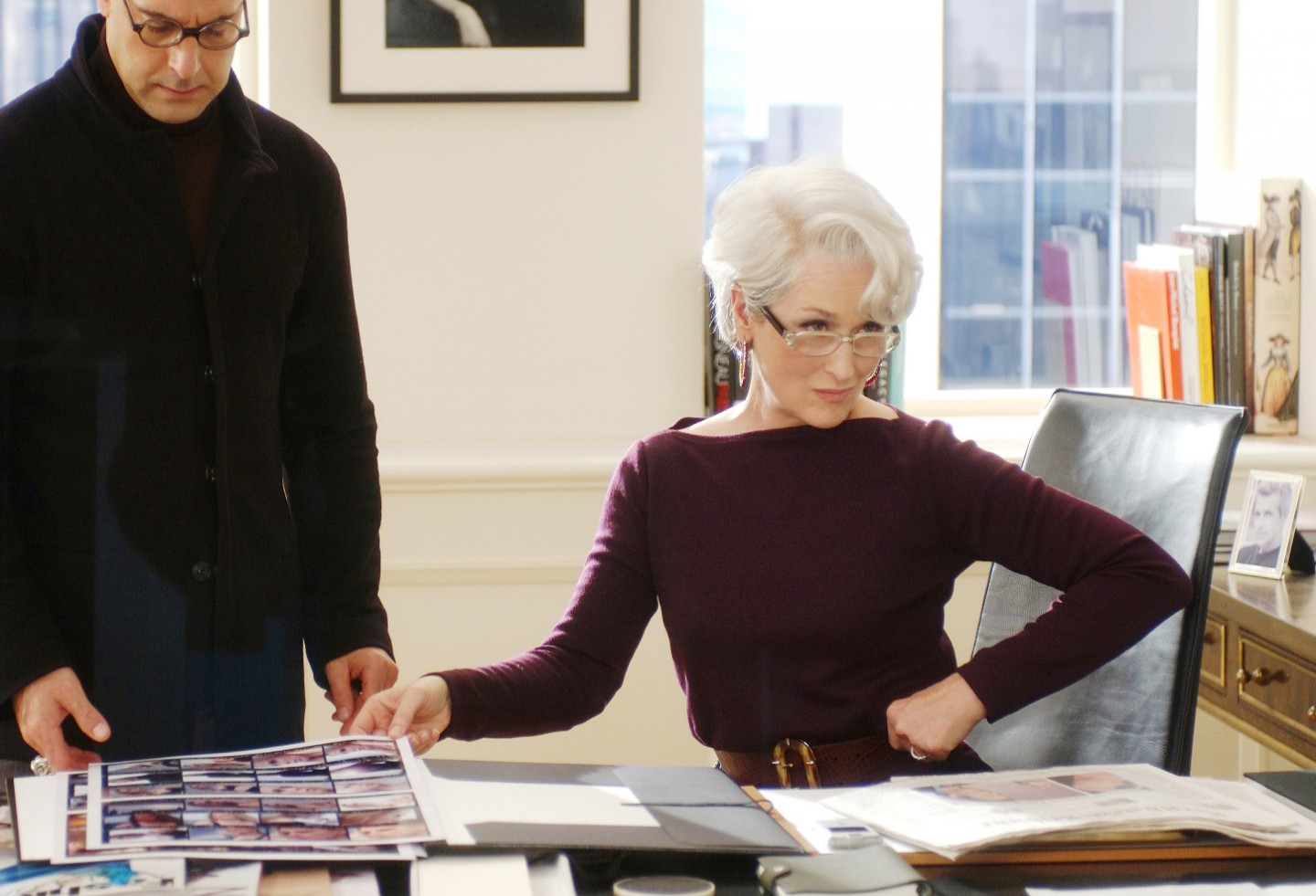 WallpaperStories: Miranda Priestly