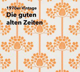 Vintage Tapeten für Blumenkinder und Königskinder   Tapete macht Spaß