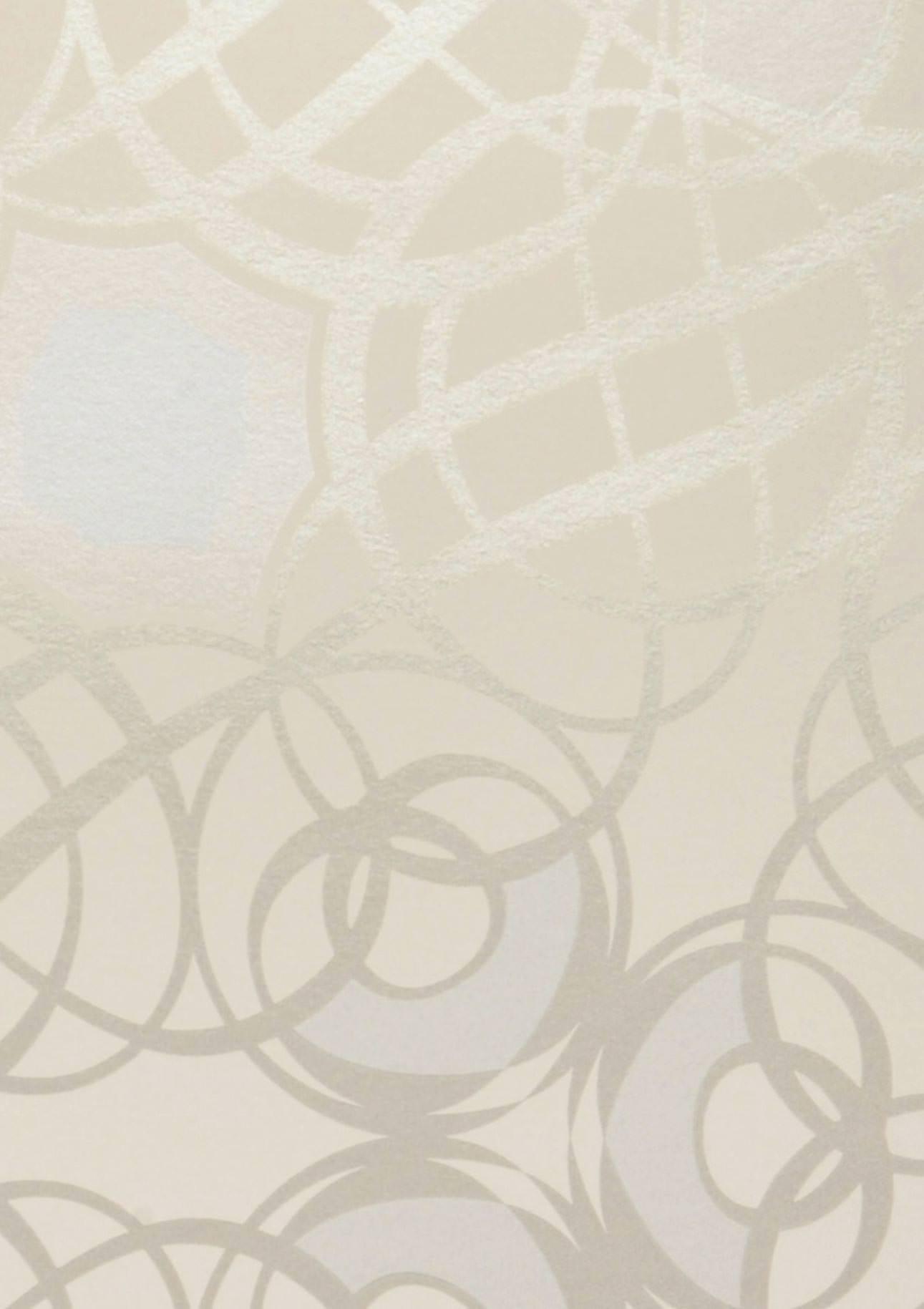 Papier Peint Nilus Blanc Cr Me Beige Blanc Gris Beige