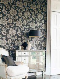 Wallpaper Rodasi grey brown
