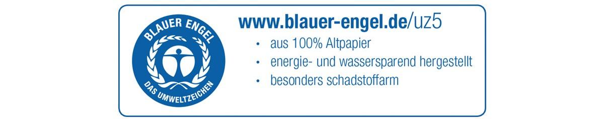 Tapeten-Blauer-Engel