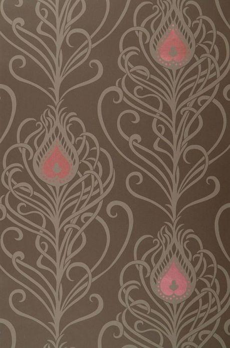 Archiv Wallpaper Elektra beige brown Roll Width