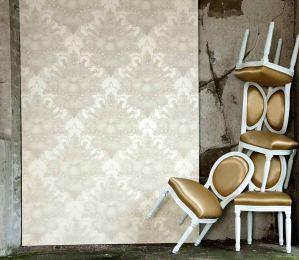 Wallpaper Malsumi cream