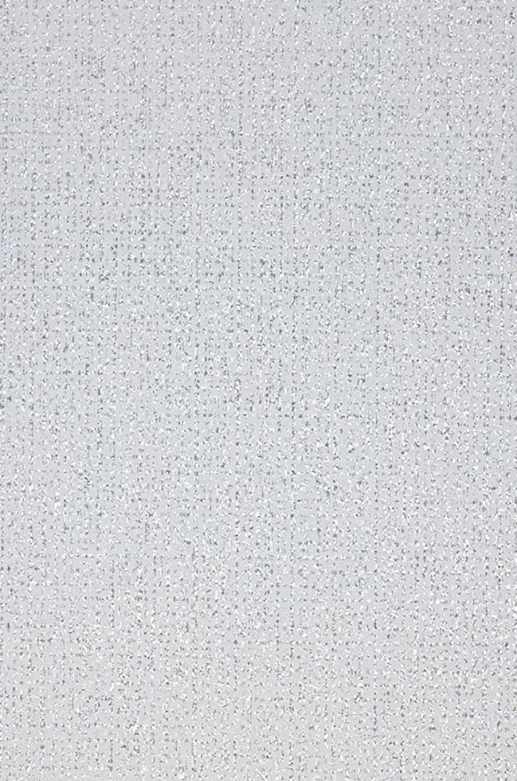 Carta da parati noemi bianco argento scintillante for Carta parati argento