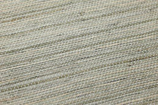 Papel pintado Grasscloth 14 gris musgo Detailansicht