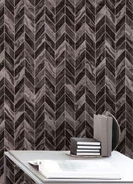 Wallpaper Sassari grey tones