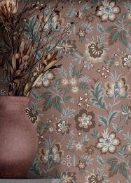 Wallpaper Judica brown